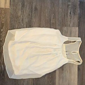White detail shirt